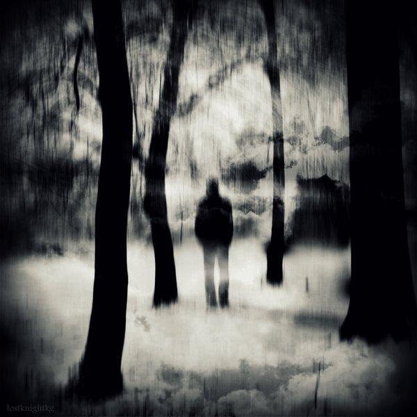 Into the unknown by lostknightkg via DeviantArt.com