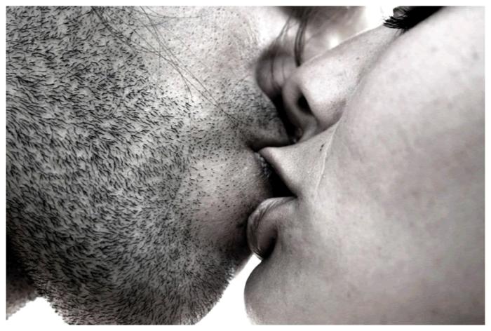 kiss by Tony-Guerrero via DeviantArt.com
