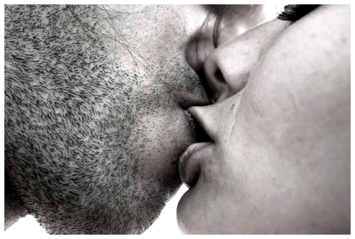 kiss by Tony-Guerrero via DeviantArt.com