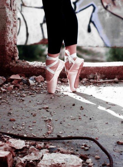 Dance is my destruction by DreaOlivia via DeviantArt.com