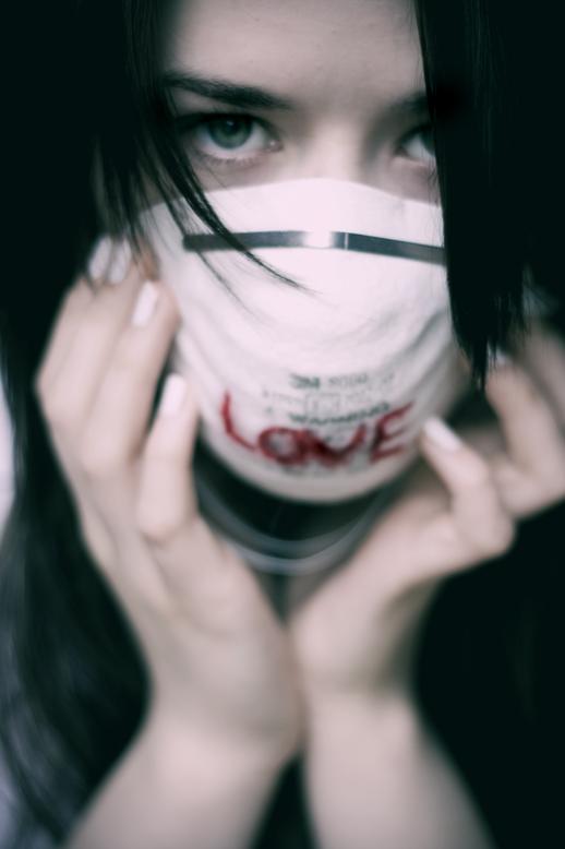 love is a disease by leAlmighty via DeviantArt.com